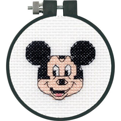 Disney's Mickey, Dimensions Counted Cross Stitch