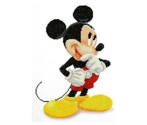Mickey Mouse Wonders Diamond Dotz