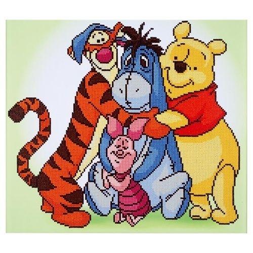 Pooh And Friends Diamond Dotz