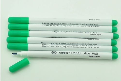 Green Soluble Cross-Stitch Water Erasable Pen