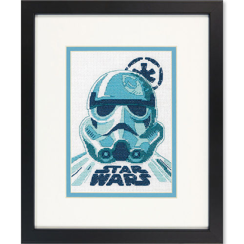Stormtrooper, Cross Stitch Kit