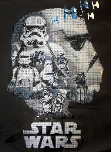 Stormtrooper Diamond Dotz Kit