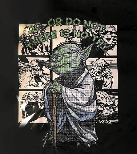 Yoda Diamond Dotz Kit